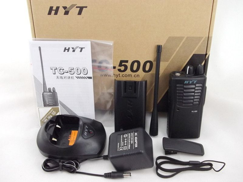 HT TC-500  - Portatil hytera