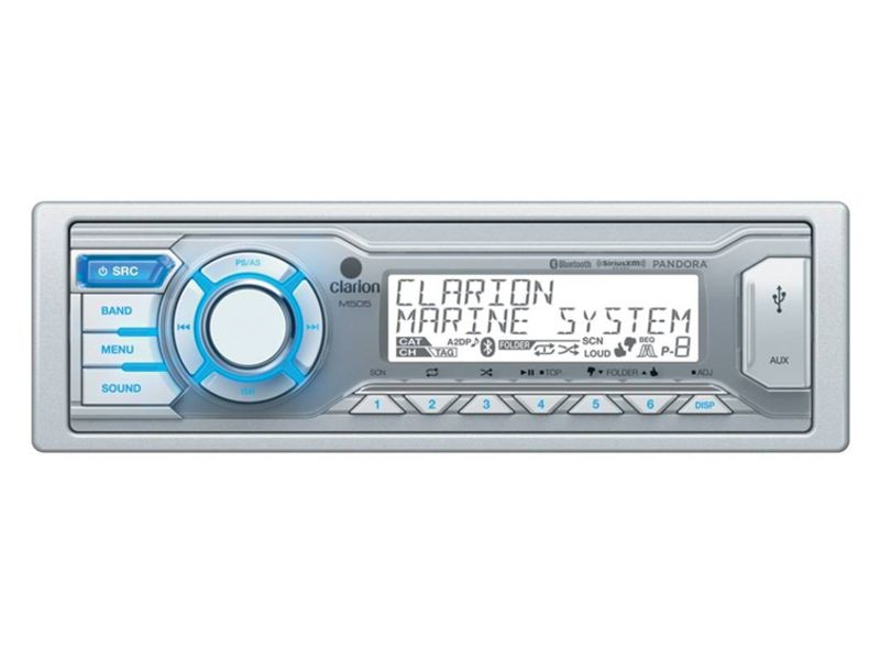 CD Player Clarion Marine M505 USB/Bluetooth/MP3