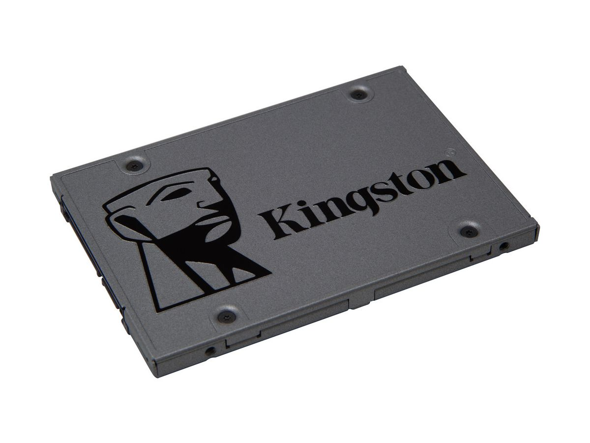 SSD de 960GB Kingston de 500MB/s de Leitura - Cinza