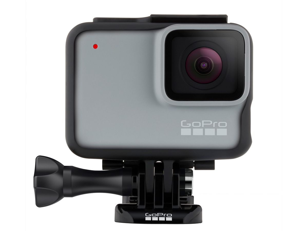 GoPro Hero 7 White À prova de Água 10MP Wi-Fi Full HD Slow Motion