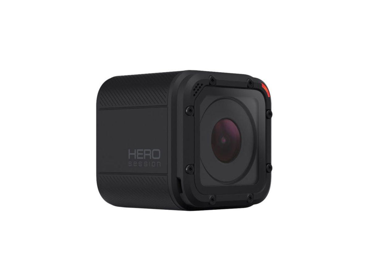 GoPro Hero Session À prova de Água 8MP  Wi-Fi - Bluetooth - Full HD