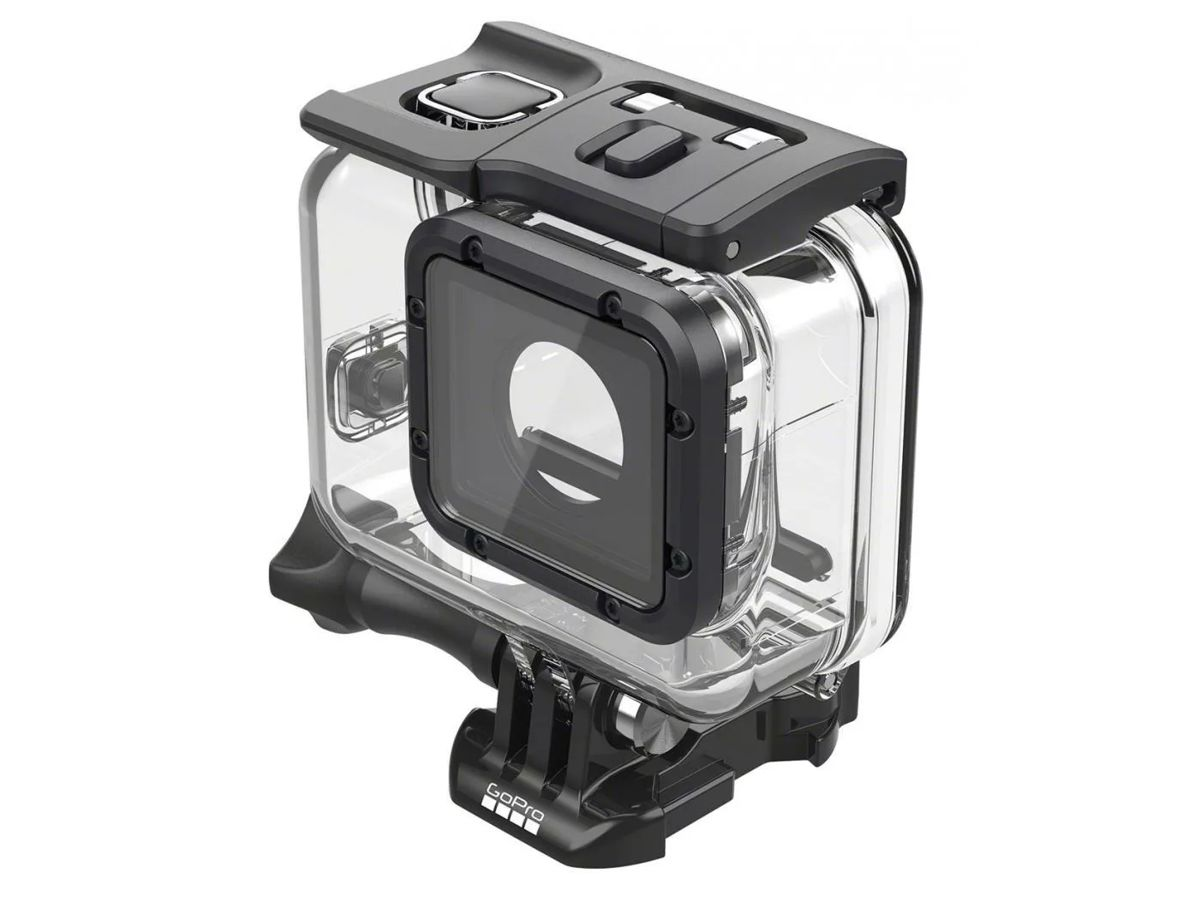 Caixa Estanque GoPro Super Suit Hero 5 6 7 Hero(2018) - Transparente