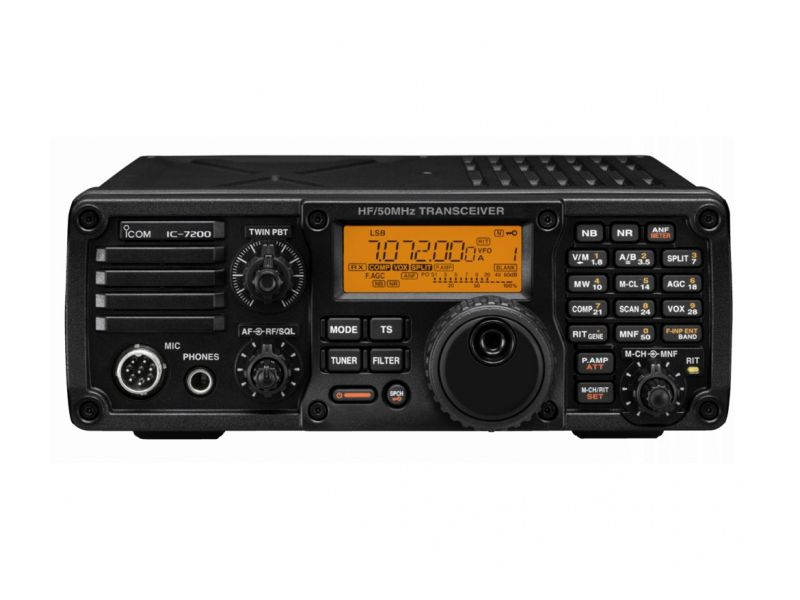 Radio Icom HF IC-7200